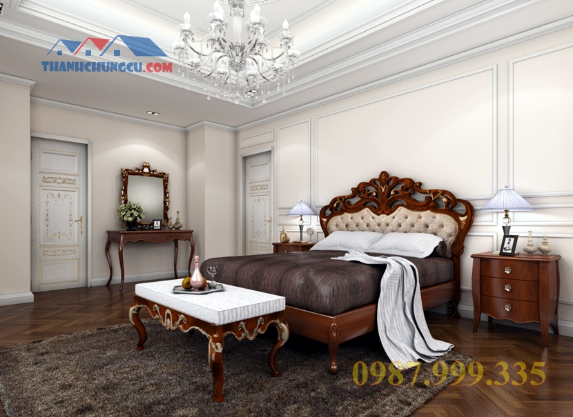 Master bed room 03